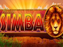 Азартная игра African Simba играть