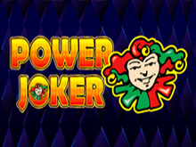 Power Joker — играть онлайн