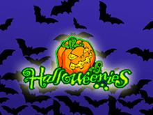 Игровой аппарат Хэллоуин