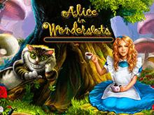 Играть в азартную игру Alice in Wonderland
