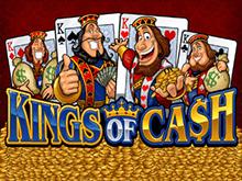 Играть Kings Of Cash онлайн
