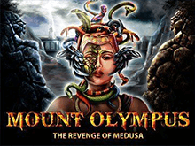 Азартная игра Mount Olympus – Revenge Of Medusa играть
