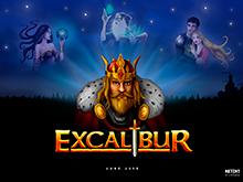 Азартная игра Excalibur играть