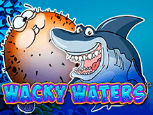 Играть Wacky Waters онлайн