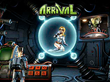 Игровой аппарат Arrival