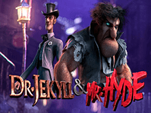 Игровой автомат Dr. Jekyll And Mr. Hyde